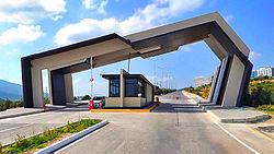 Iyte_entrance_gate